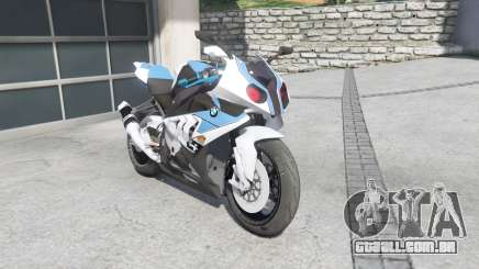 BMW HP4 2012 [replace] para GTA 5