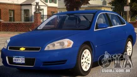 2010 Chevrolet Impala LS para GTA 4