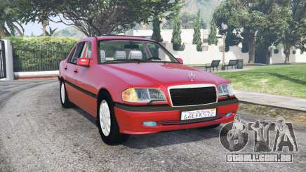 Mercedes-Benz C 230 (W202) 1997 [replace] para GTA 5