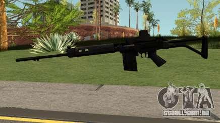 FN-FAL Black para GTA San Andreas