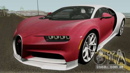 Bugatti Chiron HQ para GTA San Andreas