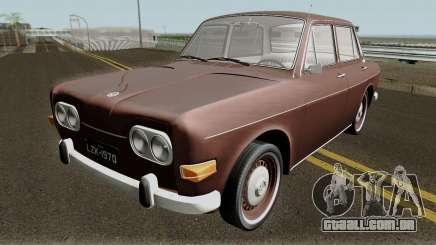 Volkswagen 1600 Sedan (Ze do Caixao) 1970 para GTA San Andreas