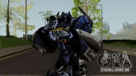 Soundwave Robot Decepticons Transformers Mod para GTA San Andreas