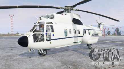 Aerospatiale AS.332L1 Super Puma v3.0 [add-on] para GTA 5