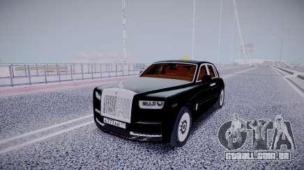 Rolls Royce Ghost 2018 para GTA San Andreas
