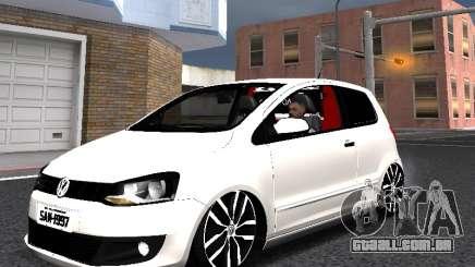 Volkswagen Fox 2P 2012 Com Som para GTA San Andreas