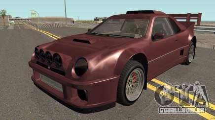 Vapid GB200 GTA V IVF para GTA San Andreas