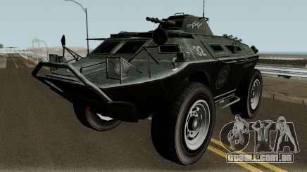GTA TBoGT APC para GTA San Andreas