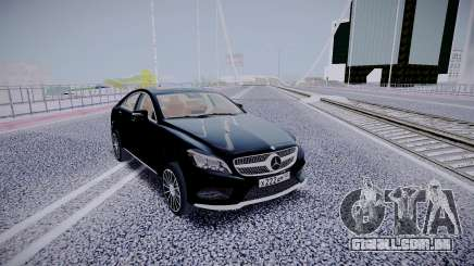 Mercedes-Benz CLS 500 Sedan para GTA San Andreas