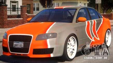 Audi RS4 PJ1 para GTA 4