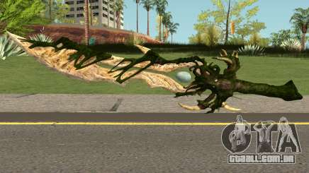 Call of Duty Black Ops 3 Zombies Apothicon Sword para GTA San Andreas