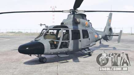 Harbin Z-9 v1.6 [add-on] para GTA 5