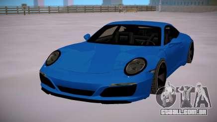 Porsche 911 Carrera S SA StyledLow Poly para GTA San Andreas