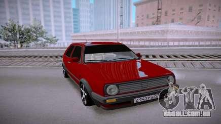 Volkswagen Golf II para GTA San Andreas