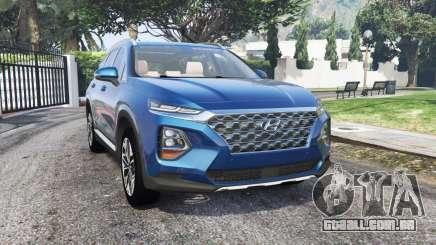 Hyundai Santa Fe (TM) 2018 para GTA 5