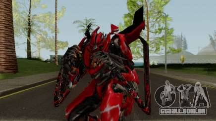 Mirage The Autobots Transformer Mod para GTA San Andreas