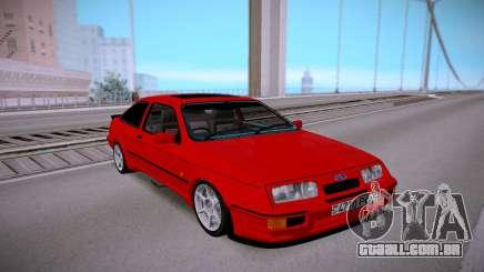 Ford Sierra Red para GTA San Andreas