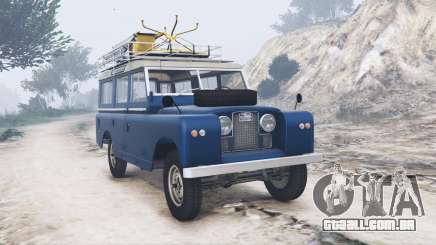 Land Rover Series II 109 Station Wagon 1971 para GTA 5