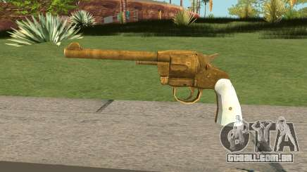 Double Action Revolver From GTA Online para GTA San Andreas