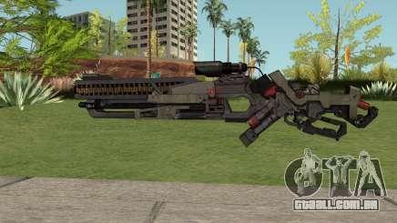 Marvel Future Fight - Rocket Raccon Rifle para GTA San Andreas