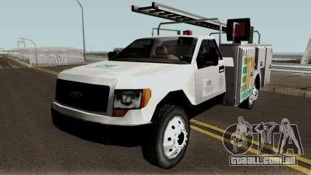 Ford F150 CFE (SA Style) para GTA San Andreas