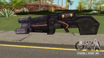 Marvel Future Fight - Rocket Raccon Shotgun para GTA San Andreas