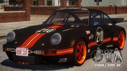 1974 Porsche 911 PJ1 para GTA 4