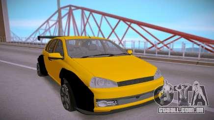 Lada Kalina 1117 Sport para GTA San Andreas