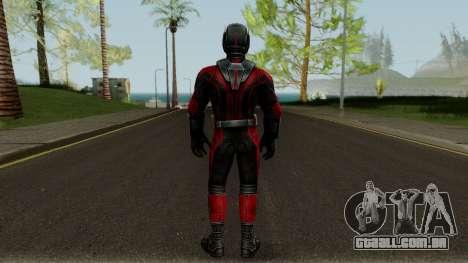 Marvel Future Fight - Ant-Man (ATW) para GTA San Andreas