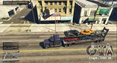 Lamars Custom Classics Business Mod para GTA 5