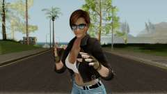Lisa Hamilton (Casual Battle) From DOA5LR para GTA San Andreas