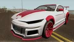 Vapid Dominator GTX GTA V para GTA San Andreas