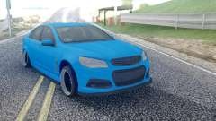 Chevrolet Cruze Sedan para GTA San Andreas