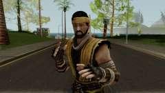 Hanzo Hasashi Scorpion MKXM para GTA San Andreas