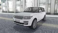Range Rover Sport SE para GTA San Andreas