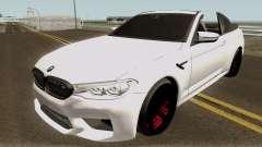 BMW M5 F90 Cabrio para GTA San Andreas