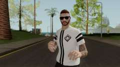 After Hours DLC Skin Male With Normal Map para GTA San Andreas