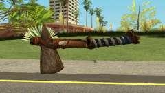 DLC After Hours : Stone Hatchet para GTA San Andreas