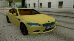 BMW M5 F10 Sedan para GTA San Andreas