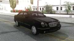 Mercedes-Benz W210 E220 2001