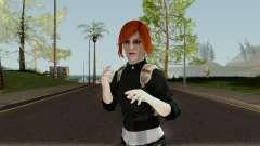 Anna Grimsdottir Conviction Skin para GTA San Andreas