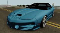 Pontiac Firebird Trans Am WS6 para GTA San Andreas