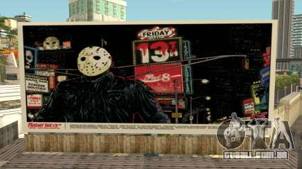 New Billboard (Part 2) para GTA San Andreas