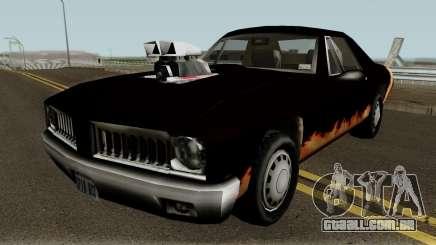 New Majestic IVF para GTA San Andreas