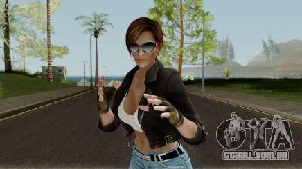 Lisa Hamilton (Casual Battle) From DOA5LR para GTA San Andreas