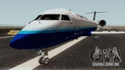 Bombardier CRJ200 para GTA San Andreas