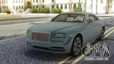 Rolls-Royce Ghost Quality mod para GTA San Andreas
