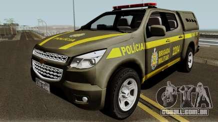 Chevrolet S-10 Patrulhas Especiais para GTA San Andreas