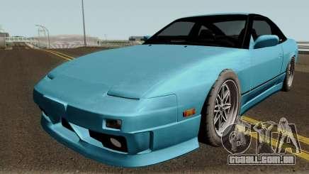 Nissan 180SX Type X HQ para GTA San Andreas