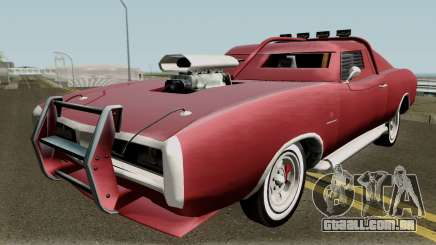 Dodge Charger RT FNF8 Edition (Dukes) 1968 para GTA San Andreas